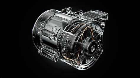 Electric Motor Development by Engine On Behance Exploded Engineering Tesla Electric