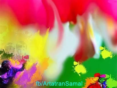 Holi Happy Animated Odia Festival Wallpapers Odisha