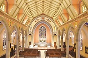 AIA Pittsburgh   B32. Holy Family Catholic Church ...