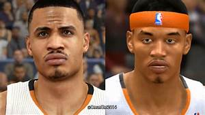 PS4 NBA 2K14 vs. NBA Live 14 Graphics and Face Comparison ...