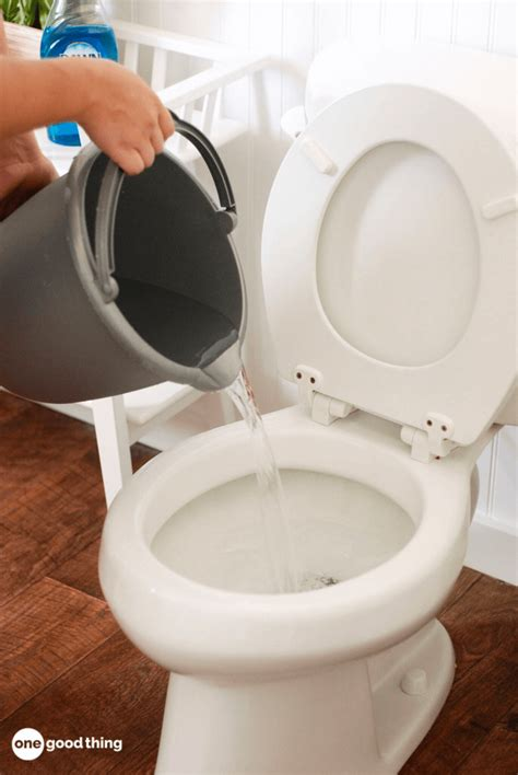 Learn How To Unclog A Toilet With This Secret Plumber's Trick