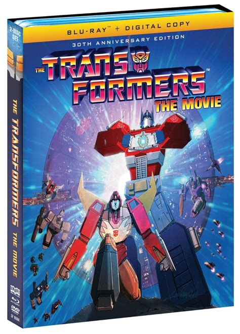 blu ray review  transformers