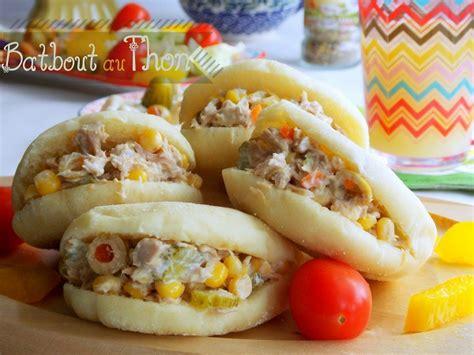 recette de cuisine algerienne batbouts au thon le de samar