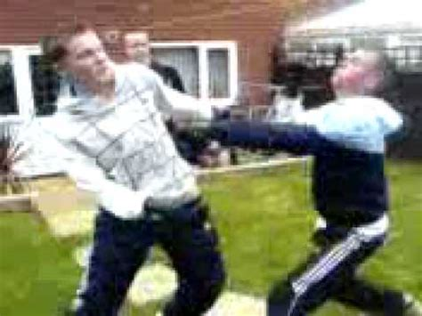 Backyard Boxing Best Fights Youtube