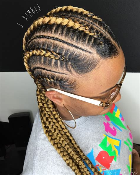 black braided hairstyles  turn heads