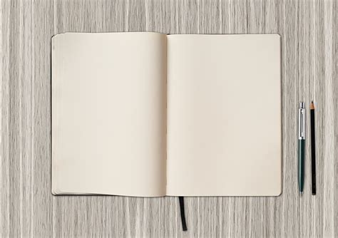 Book Blank Write · Free Image On Pixabay
