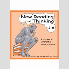 New Reading & Thinking  Inferential Comprehension 6 Book Series  Cambridge House Sen Resources