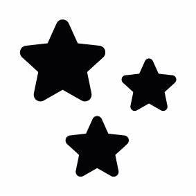 Star Silhouette Clip Art - ClipArt Best
