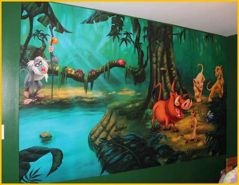 lion king room wallpaper wallpapersafari