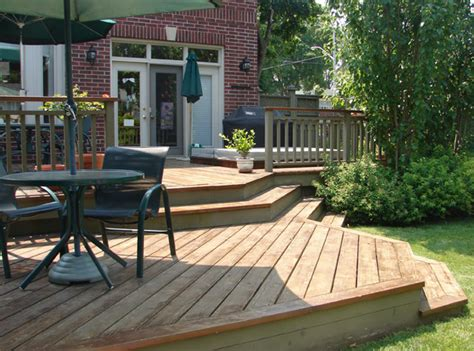 Patio And Deck Ideas Pictures by Portfolio Leishman Landscaping Toronto East York