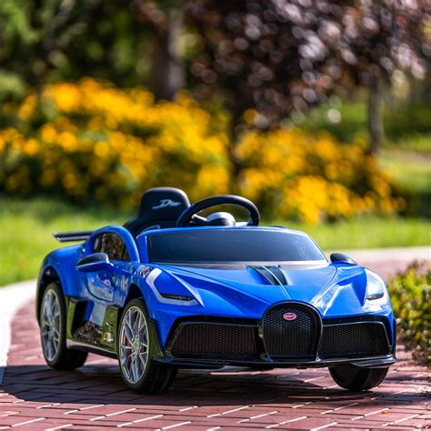 The vehicles offered by bugatti are for those who enjoy the finer tastes in life. Uenjoy 12V Licensed Bugatti Divo Kids Ride On Car Electric ...