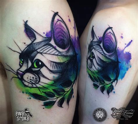 unbelievable cat tattoos   guaranteed  leave
