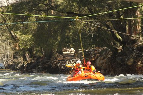 Yosemite Swiftwater | Swiftwater Rescue