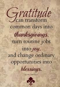 gratitude quotes i