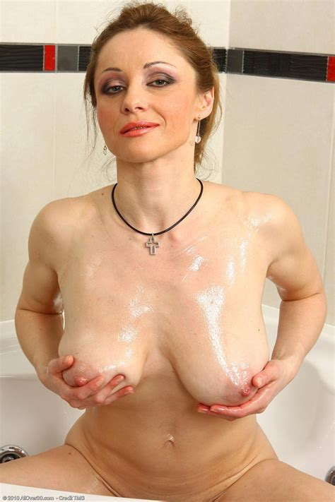 All Natural Busty Mature Getting Exposed Pichunter
