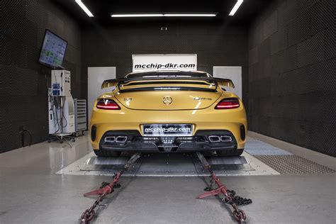 2018 Mcchip Dkr Mercedes Benz Sls 63 Amg Black Series