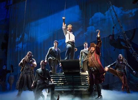 'finding Neverland,' A Broadway Musical With