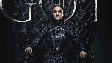 Sansa Stark In Game Of Thrones Final Season 8 2019