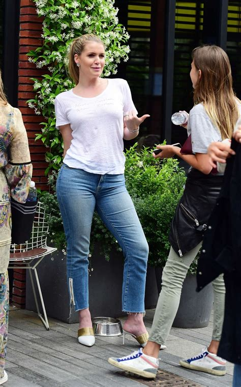 kitty spencer  jeans  gotceleb
