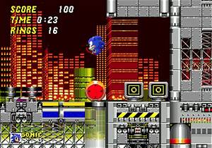 Zone: 0 > Sonic 2 > Background Information