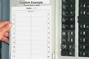 Top 41 Amazing Free Printable Circuit Breaker Panel Labels