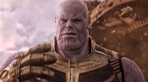 thanos demands    avengers infinity war