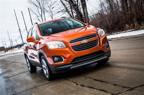 chevrolet trax ltz awd review