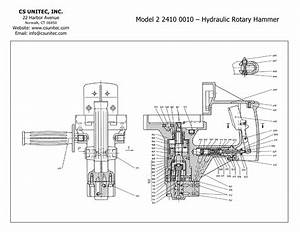 Schematic For Hydraulic Jack Hammer