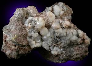 Photographs of mineral No. 24449: Analcime with Natrolite ...