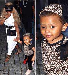 Royal Reign Lil Kim Daughter