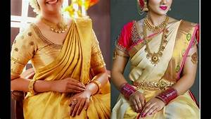 Wedding Sarees In Kerala Wedding Dress & Decore Ideas