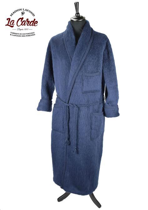 robe de chambre pyrenees robe de chambre homme tissu des pyrenees