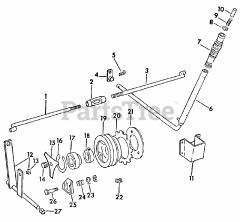 Farmall Cub Drawbar Diagram