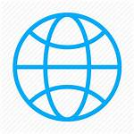 Icon Internet Globe Browser Earth Web Network