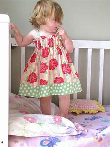 Cute toddler dress | I love sewing | Pinterest