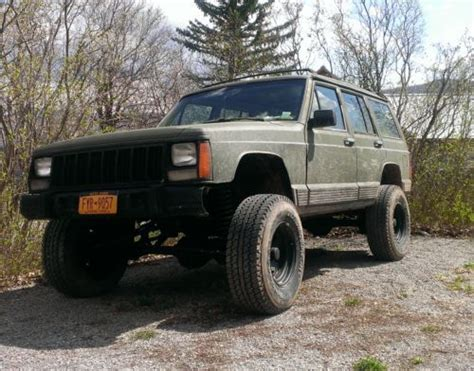 Find Used 1994 Jeep Cherokee Country Sport Utility 4door