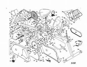 Proform Model Pfex34390 Cycle Genuine Parts