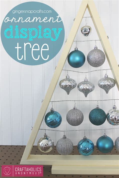 how to make a tree ornament craftaholics anonymous 174 diy ornament display tree tutorial