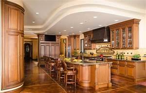 Incredible, Sapele, Kitchen