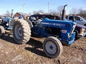 1977 Ford 4600 Su 1 542 Hours Ser   C5402241