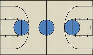 Basketball Court Drawing At Getdrawings Com
