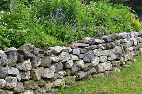 Steinwand Selber Machen by Steinwand Im Garten Selber Machen 187 Die M 246 Glichkeiten