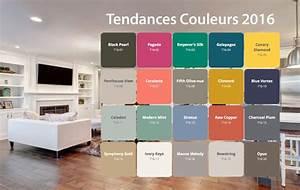 Couleur De Meuble Tendance : d coration et linge de maison les couleurs tendances de 2016 ~ Teatrodelosmanantiales.com Idées de Décoration