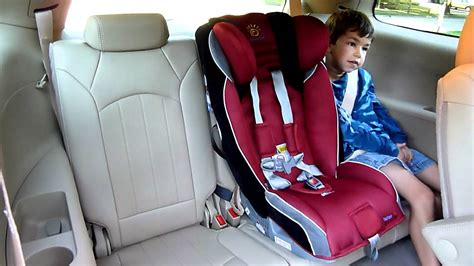 buick enclave review kids  carseats youtube