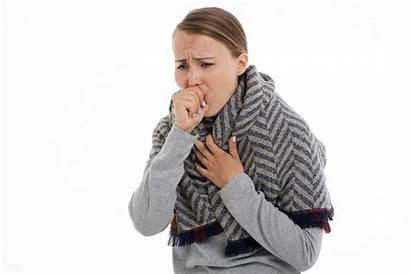 Person Cough Sick Tell