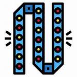 Led Strip Icon Icons