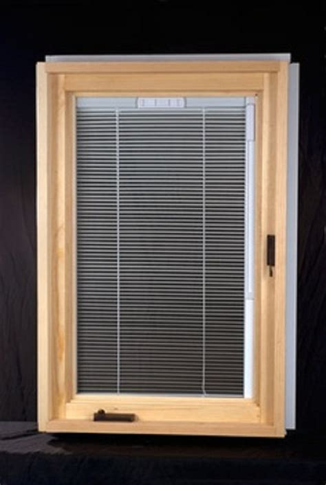 Metall Jalousien Innen by Windows With Blinds Between The Glass Aitas Info