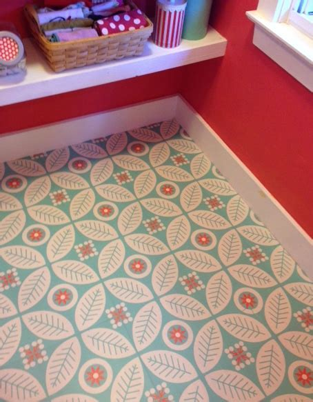 Peel and Stick Decorative Floor Decals ? Mirth Studio