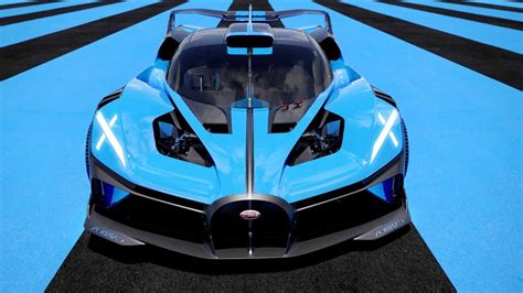 Clearly, bugatti sensed a need to convince us—those poor peasants … Bugatti Presents the Bolide, A Hypercar Of 1,850 Horses | pupcars