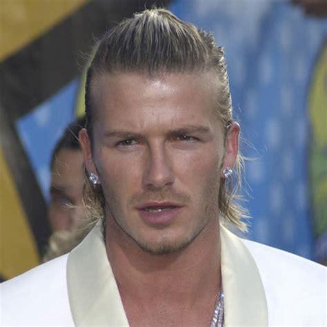 David Beckham Hairstyles   Men's Hairstyles   Haircuts 2018
